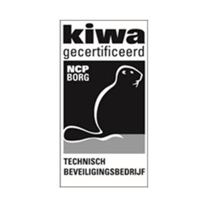 kiwa gecertificeerd NCP borg